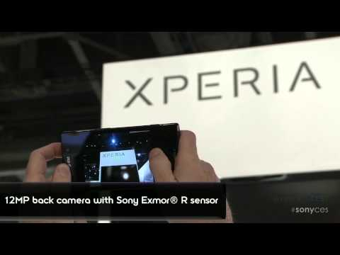 FIRST HANDS ON: Xperia Ion by Sony