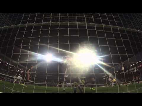 BEHIND THE GOAL: YOSSI BENAYOUN'S GOAL v WIGAN ATHLETIC