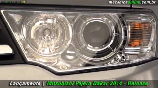 Mitsubishi Pajero Dakar 2014