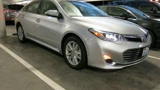 новая тойота авалон 2013 (new toyota avalon 2013)