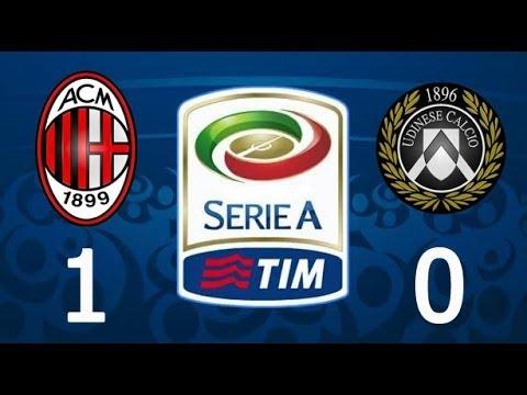 AC Milan : Udinese Calcio 1-0   Valter Birsa mit Traumtor [19.10.13] Serie A [alexpato] ᴴᴰ