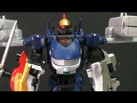 đồ chơi Siêu Nhân Cơ Động Tập 파워레인저 엔진포스 스카이킹 로봇 변신 장난감