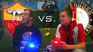 FIFA 15 Epic Battle Episode 2 I Fifasolophy hosting ilvostrocaroDexter in Rotterdam