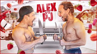 LE MEILLEUR PATISSIER 🧁: ALEX vs PJ