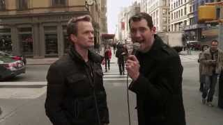 Billy on the Street: How I Met Your Mother Cancelled! ft Neil Patrick Harris