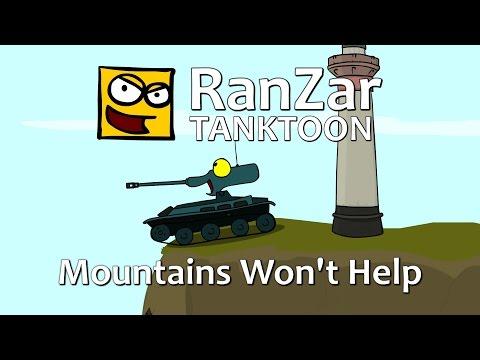 Tanktoon - Kopce nepomôžu