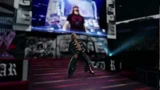 Edge Makes His Entrance In WWE '13 (Official)
