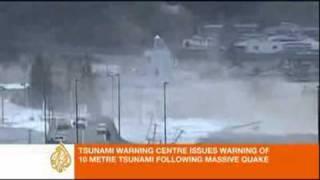 Tsunami Japon Terremoto Japon 2011 Desastre Japon
