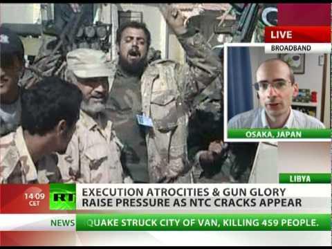 Corbett: Libya shattered, pieces dangerous