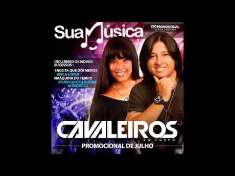 CAVALEIROS DO FORRÓ - 20 RAINHAS DA BALADA - JULHO 2013 CD COMPLETO