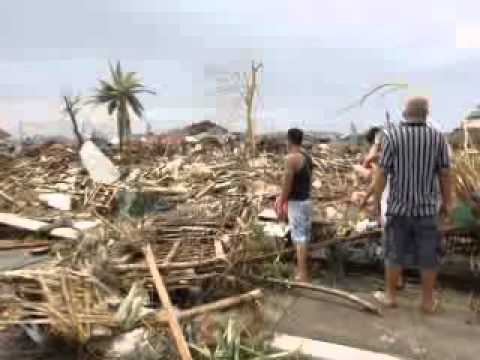 We Are the World- Typhoon Yolanda (Haiyan) in Philippines