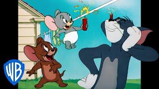 Tom and Jerry - Novoročné předsevzetí