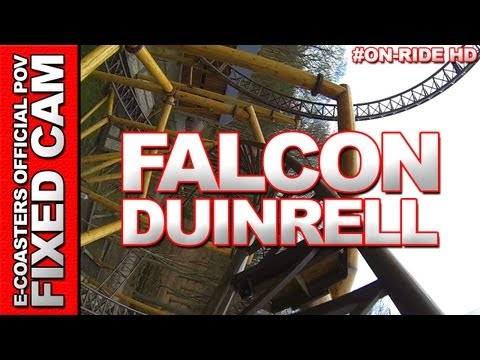 Falcon - Duinrell | On-Ride (ECam HD)