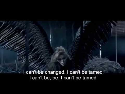 Miley Cyrus - Can't Be Tamed HD (Music Video + Lyrics)