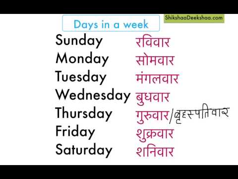 Download Learn Hindi Lesson 32