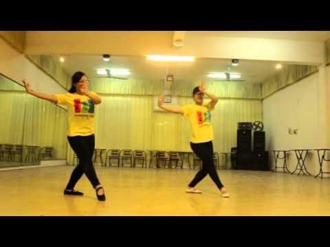 FTU's DC Casting 2014 - Tổ hợp múa dân gian