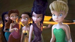 Disney's THE PIRATE FAIRY Trailer (Tinker Bell Movie