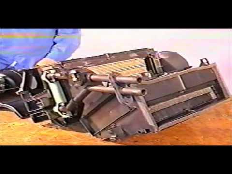 Como reparar calefaccion de camiones Manual De Taller Camiones