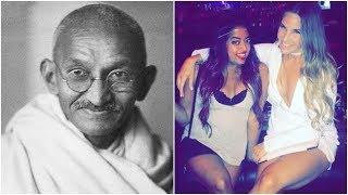 Meet Mahatma Gandhi's great granddaughter who is internet'..