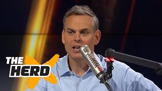 This caller probably regrets saying LeBron isn't a legend   THE HERD