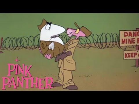 Ružový panter - Vojak