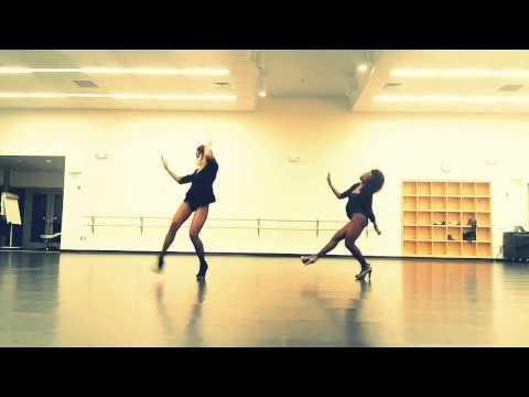 Beyonce love on top dance