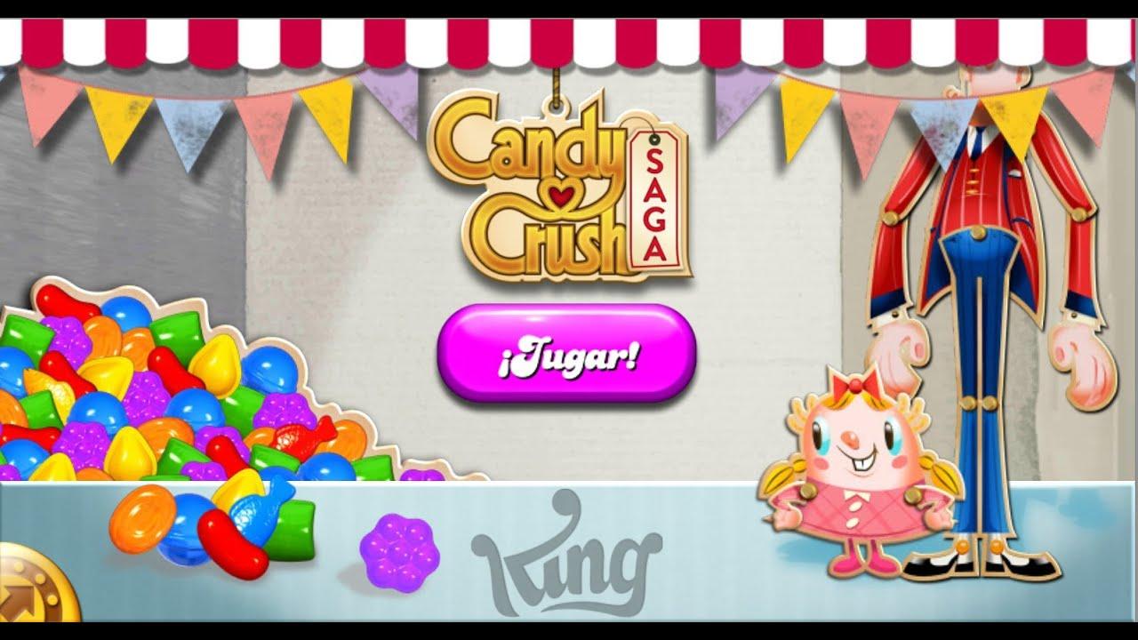 juego gratis de candy crush saga en español