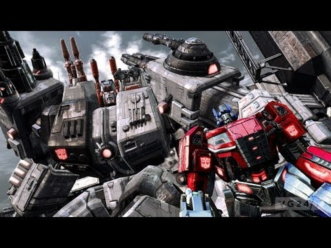 Transformers: Fall of Cybertron (PS3) Review by Mike Matei, Mike Matei reviews Transformers: Fall of Cybertron for Playstation 3. Follow Mike on Twitter! https://twitter.com/Mike_Matei Also, be sure to watch Monster M...