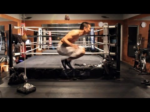Boxing Jump Rope Trick Tips