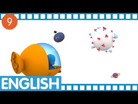 Pocoyo in English - Session 9 Ep. 33-36