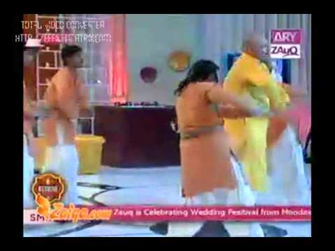 bawore me & my group dance performance live on a.r.y zauq channel