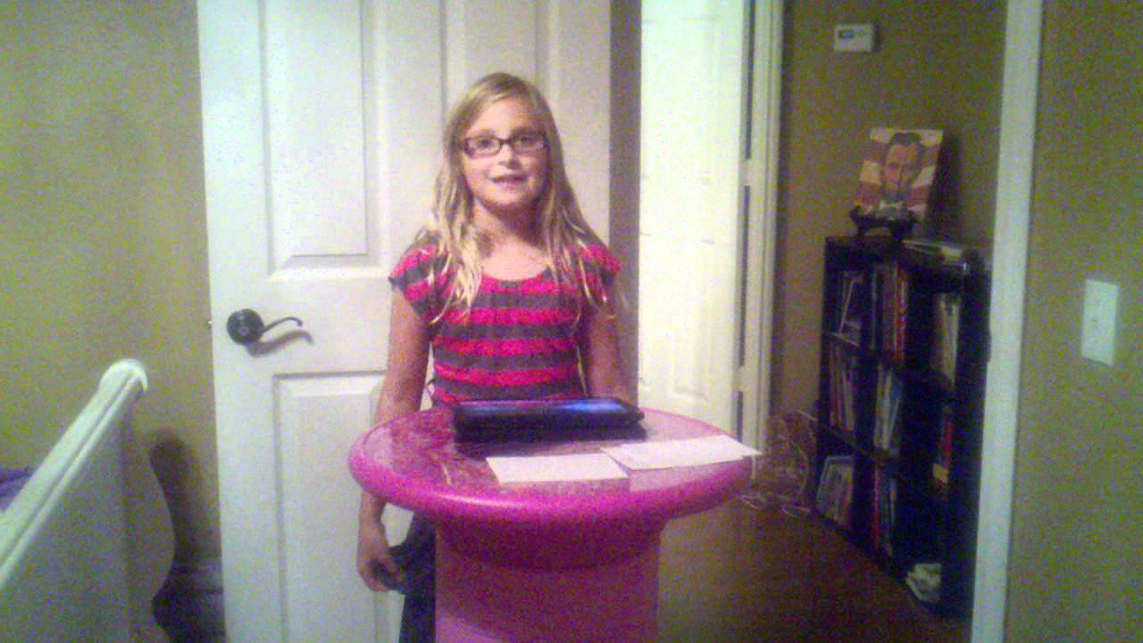Elementary School Student Council Speeches