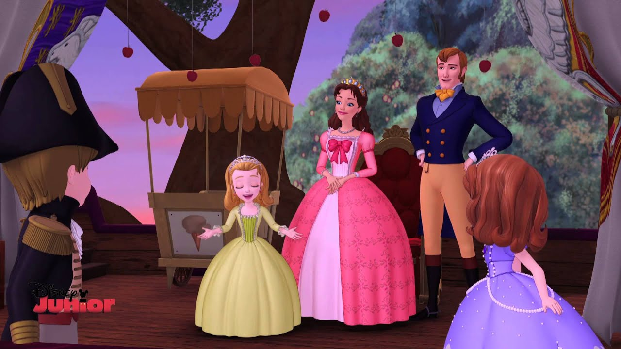 Sofia The First - Baileywick's Birthday Party