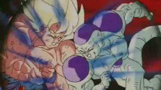 Dragon Ball Z Goku Vs Freeza