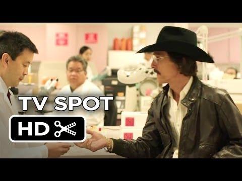 Dallas Buyers Club Trailer 1 2013 Matthew Mcconaughey, Jennifer Garner