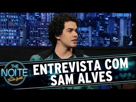 The Noite (10/04/15) - Entrevista com Sam Alves