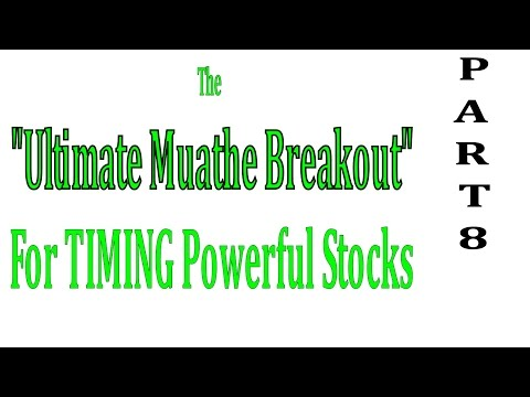"The ""Ultimate Muathe Breakout"" For TIMING Powerful Stocks Part 8/8 [HD]"