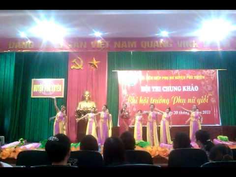 Hát - Múa Hồ Chí Minh đẹp nhất tên Người