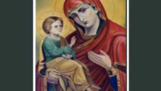 Hymn To The Virgin Mary Mother Of God