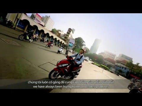 Phim lịch sử 20 năm thành lập Honda Việt Nam