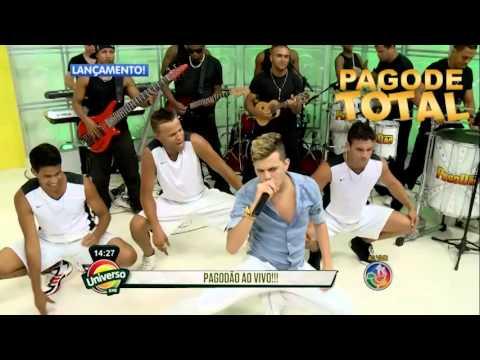 Banda Pagodão - Cai Novinha - Universo Axé - 14/01/14