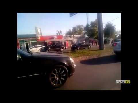 ДТП Одесса 1.11.2015 догнал