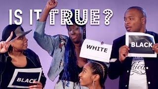 White People Can't do Black Hair - Is It True?