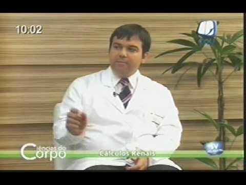 Cálculos Renais - TV São Marcos - parte 1