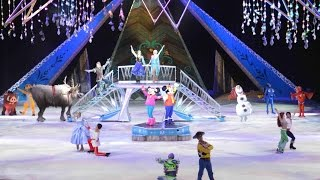 Disney on ice frozen part five