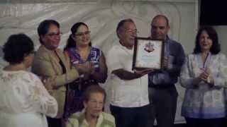 Celebran a Manuel Martínez, creador del escudo heráldico vallartense