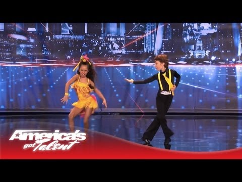 Amazing Kid Dancers Dance to Pitbull and Tina Turner - America's Got Talent 2013