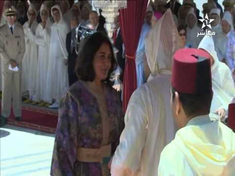جلالة الملك يكرم مجموعة من الفنانين والمبدعين في عيد العرش