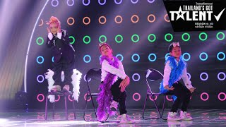 TGT S.4-4D Semi-Final EP12 : TGT31 G Dragon