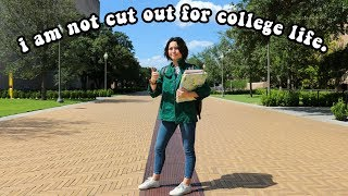 24 HOURS AS A COLLEGE STUDENT!